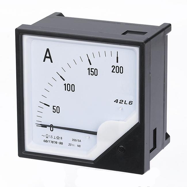 96-72-48-6 panel meter