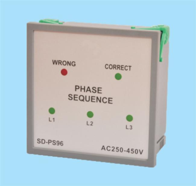 LED digital squency pannel meter